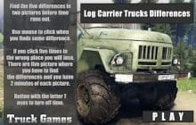 Log Carrier Trucks Difference