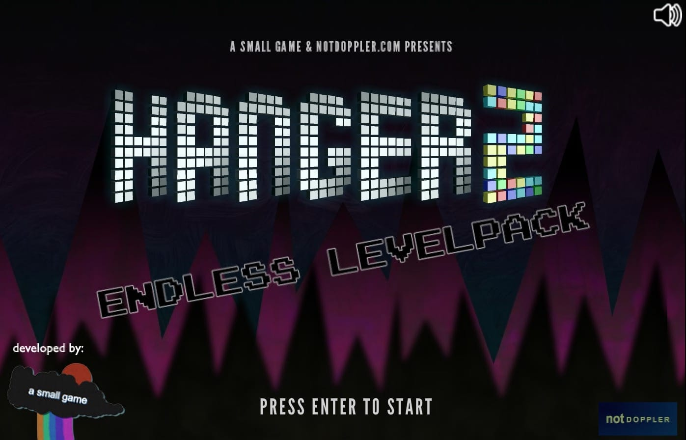 Hanger 2: Endless Level pack