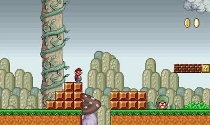 Super Mario Flash 4